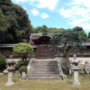 社寺巡礼その877  滋賀・新羅善神堂