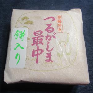 登録銘菓「つるがしま最中」餅入りを食べてみた!(根岸屋/埼玉県鶴ヶ島市)