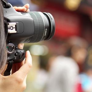 【カメラ】初心者が一眼レフで「なんちゃって良い写真」を撮るために必要な9つのアイテム【最低限】