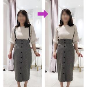 顔タイプ診断→ショッピングクルーズレポ_全力で探した洋服達♡_2