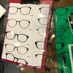 メガネフィッティングシートで似合う眼鏡をご購入!