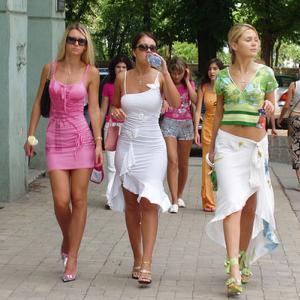 【画像】ウクライナの女さん、ガチでスタイルが良いwwww