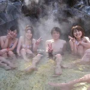 【画像】栃木の混浴、ガチのマジでエッチすぎるwwww