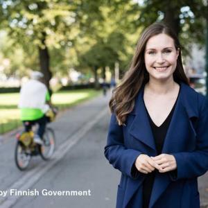 【画像】フィンランド女首相(34)、インスタにドスケベ写真を投稿して大炎上っwwww