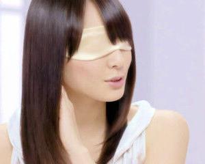 【画像】彼女と目隠しプレイして盗撮したわwwwww