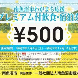 プレミアム付飲食・宿泊券を追加発行する(7月10日市長メッセージ)