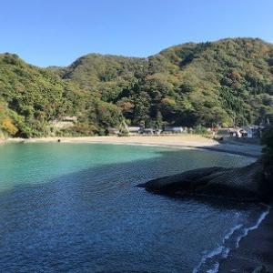 11月6日 島根半島バス旅⑥~猪目海岸