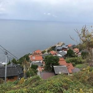 11月25日 島根半島バス旅⑦~地合海岸と島根和牛