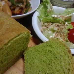 野菜リッチの野菜パン