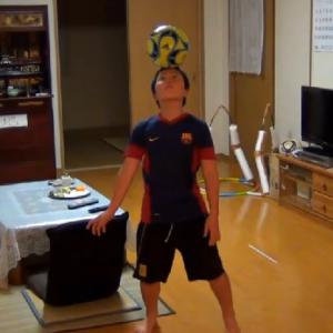 ヘッドストールのやり方!サッカーで体幹を使いこなす意味