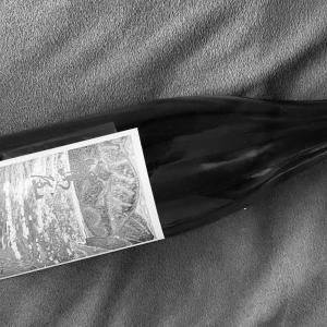 瓶内のガス圧が今までで1番高かったんじゃないかなあ『津島屋外伝 純米 無濾過生原酒 der Vater Rhein Perlwein』
