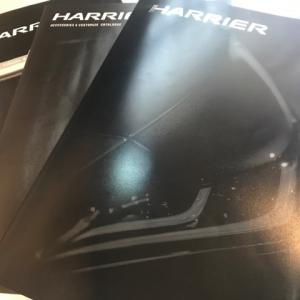 新型ハリアー(80系) 見積もり&展示車見てきました   60系と比べた感想、納期、値引きなど