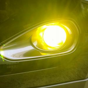新型ハリアー(60系) フォグランプ交換(取り付け) | LED・HID化