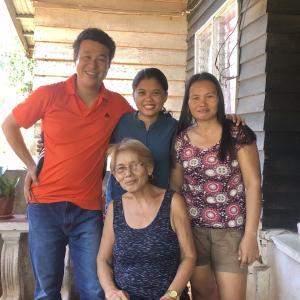 昨年まで住んでいたフィリピンマクタン島へ1年ぶりに行ってきました。