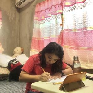 妻ジェラルディンの日本語勉強の日々Part1