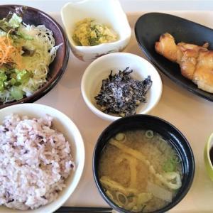 ふらり外食【2021】食いまくり ⑤市役所食堂の健康定食