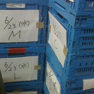配送品の準備