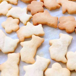 トースターで作るクッキー