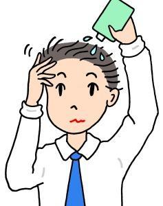 男の頭髪を守るヘアケアアイテム、ハゲを予防しましょう!