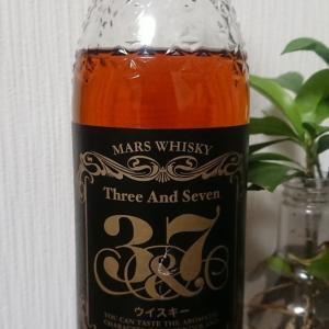 モルトブレンデットウイスキー 3&7ウイスキー