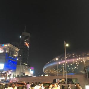 韓国ショッピングクルーズ④東大門 前半