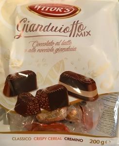 父の日もチョコレート