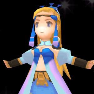 Princess Sara Altney from Final Fantasy 3