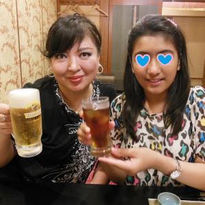 疲労の姉妹と記念日多い7月なので美味しい和食のプレゼント!
