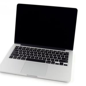 【悲報】MacBook Proのキーボードにジュースぶっかけた  修理料金、修理期間は。
