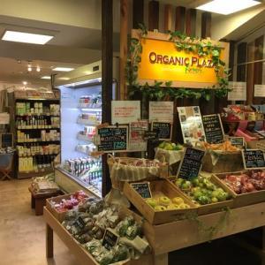 フジイダイマルにオープンした自然食材のお店