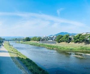 京都の日常 ~ 鴨川