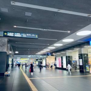 京都の現在(いま) ~ 京都駅ビル・南北自由通路