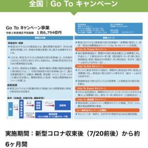 GOTOキャンペーンは、官製の「感染爆発」の起爆装置 ?