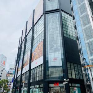 渋谷の現在(いま) 〜 H&M  と MEGAドンキ