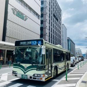 東京と遜色ない都市機能が集約されている、四条通り、、、、