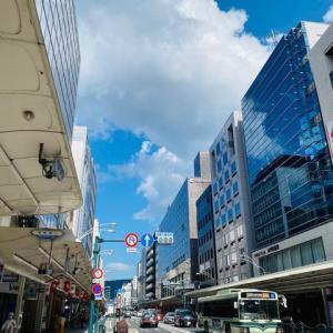 梅雨明けの京都