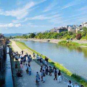 京都の現在(いま) ~ 緊急事態宣言あけの鴨川