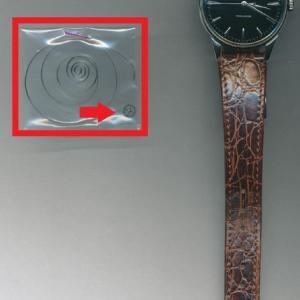 ロレックス(ROLEX) プレシジョン(Ref.9118/ビンテージ)のオーバーホール・ゼンマイ交換・ガンギ車交換・歯車調整