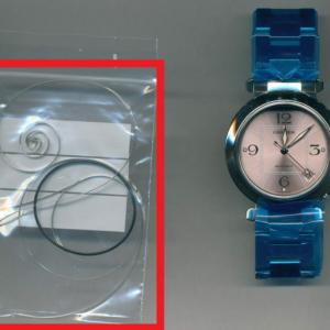 カルティエ( Cartier )パシャ(Ref.2324) のオーバーホール ・パッキン交換・ゼンマイ交換・全体仕上を承らさせて頂きました