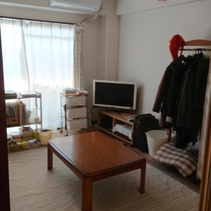 居間のカーペット