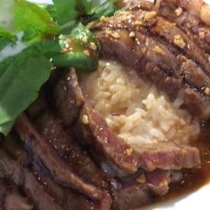 ブロッソ デュエ GRILL ランチ 牛サーロイン チーズリゾット付 1400円(別)
