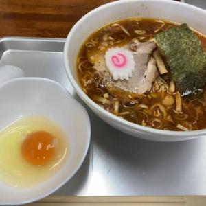 東京都 五一 辛味中華麺 小盛950円込+生卵50円