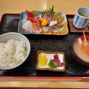 横須賀市 第二ひさご寿司 お刺身ご飯 1000円(抜)