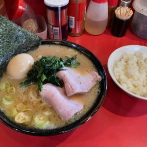 横浜市 どんとこい家  昼めしセット 900円 固め