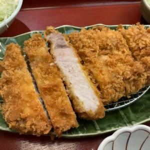 平塚市 だいち 特選黒豚厚切りとろロースかつ定食 2,948円