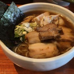 大和市 麺屋江武里 特製江戸醤油ら~麺 950円