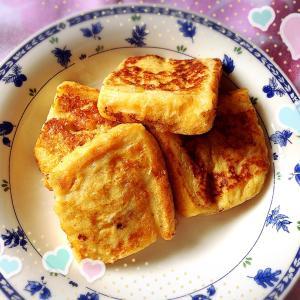 マツコの知らない世界を見て食べたくなったフレンチトースト(*´艸`)