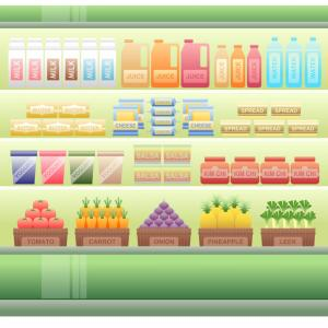 お給料貰ったし、スーパーへ買い出し(*´艸`) 業務スーパー&生協へ