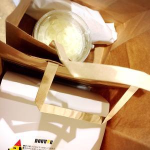 たったの4円で、ドトールのケーキとミラノサンドとドリンク買いました(*´艸`)