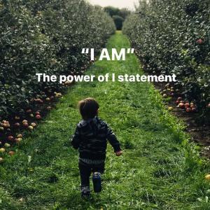 """""""I am""""のパワー"""